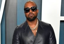 Kanye West tweets video of Grammy Award being urinated on