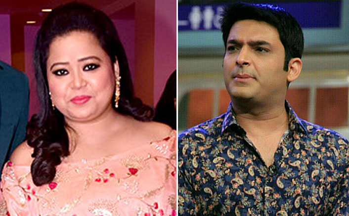 Bharti Singh's Secret Revelation In An Exclusive Interview To Kapil Sharma Is Leave Us In Splits, WATCH