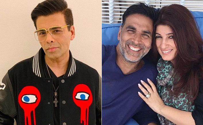 Is Karan Johar Staying At Akshay Kumar & Twinkle Khanna's Palatial Bungalow In Goa?