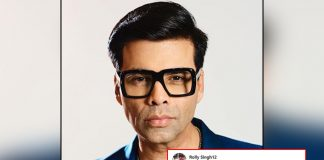 "Karan Johar Trends On Twitter For His Statement, Netizens Say ""He Is A Shame For Our Society"""