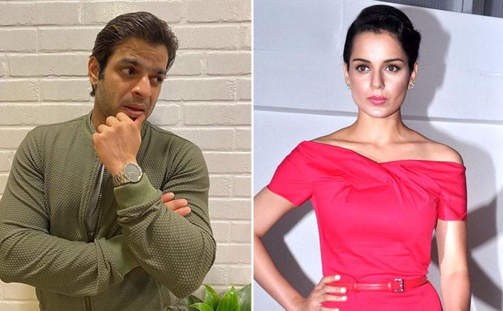 "Karan Patel Indirectly Calls Kangana Ranaut Mentally Challenged: ""Mai Hamesha Sochta Tha…"""
