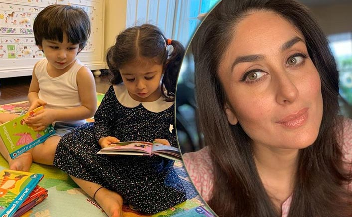 Kareena Kapoor Khan Shares An Adorable Picture Of Inaaya On Her Third Birthday With Taimur
