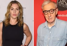"""Kate Winslet On Regretting Working With Woody Allen: """"I Shouldn't Have Done This"""""""