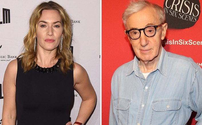 "Kate Winslet On Regretting Working With Woody Allen: ""I Shouldn't Have Done This"""