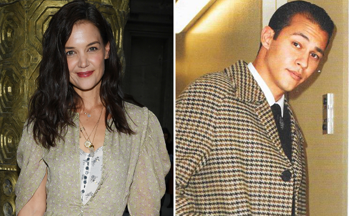 Katie Holmes' PDA With Emilio Vitolo Jr. Is Too Hot To Miss