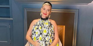 Katy Perry Looks Beautiful In First Outing Captured Post Pregnancy