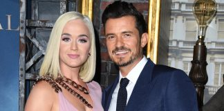 Katy Perry & Orlando Bloom Spotted For The First Time After Welcoming Daughter Daisy