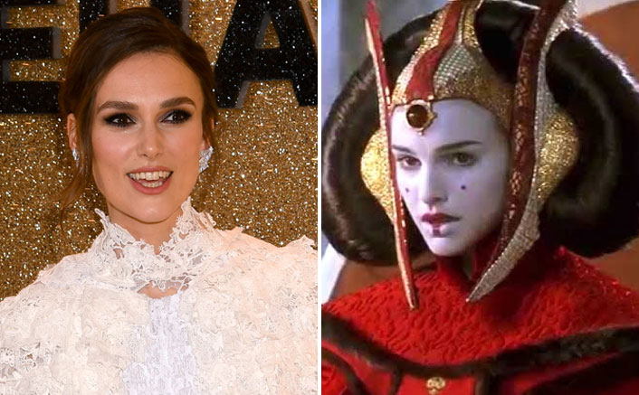 Keira Knightley FORGOT What Character She Played In Stars Wars & Here's How She Reacted