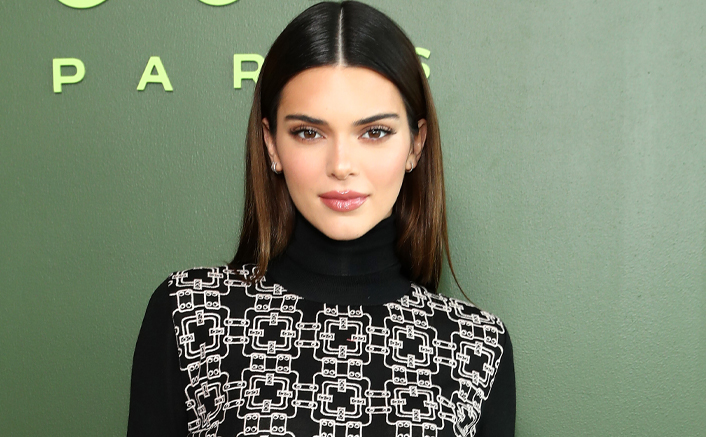 Kendall Jenner Oozes Oomph As Pamela Anderson In Barb Wire, PICS Inside! (Pic credit: Getty Images)