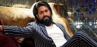 Indian superstar, Yash, preparing rigorously to be back on KGF2 sets