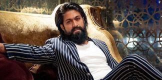 Indian superstar, Yash, preparing rigorously to be back on KGF2 sets