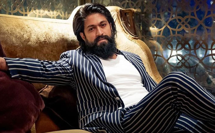 KGF 2:  Superstar Yash Preparing Rigorously To Get Back As 'Rocky Bhai'