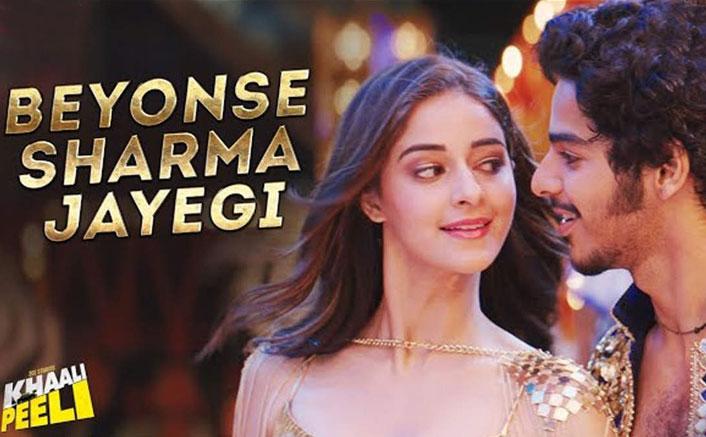 Khaali Peeli Song Renamed Beyonse Sharma Jayegi, Twitterati Still Isn't Happy With It!