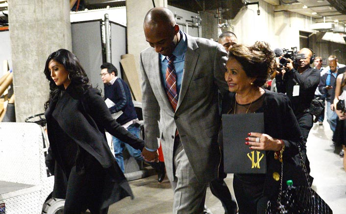 Kobe Bryant's Wife Vanessa Bryant DENIES The Allegations Of Kicking Her Mother Out Of The House
