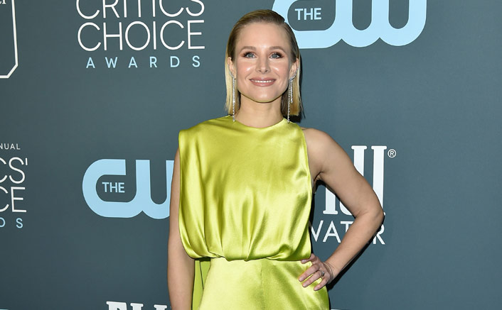 "Kristen Bell Has No Problem With Her Daughters Drinking 'Unconventional Beverage', Says, ""I Don't Care"""