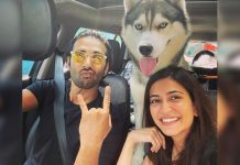 Kriti Kharbanda, Pulkit Samrat go on a long drive