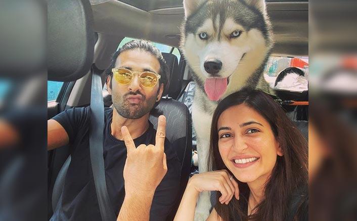 Kriti Kharbanda, Pulkit Samrat Share Their 'Long Drive' Selfie Ft. Drogo