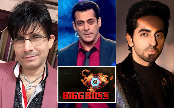 KRK Demands Ban Of Salman Khan's Bigg Boss 14, Says 'Aa Thoo' To Ayushmann Khurrana