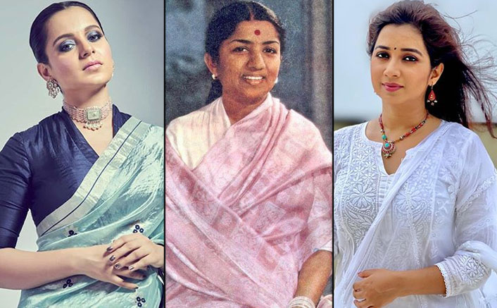 Lata Mangeshkar Birthday: From Kangana Ranaut To Shreya Ghoshal, Bollywood Stars Greet Legendary Singer