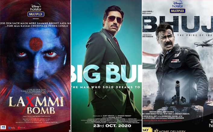 Laxmmi Bomb, Big Bull & Bhuj: The Pride of India Release DELAYED Because Of This Reason?