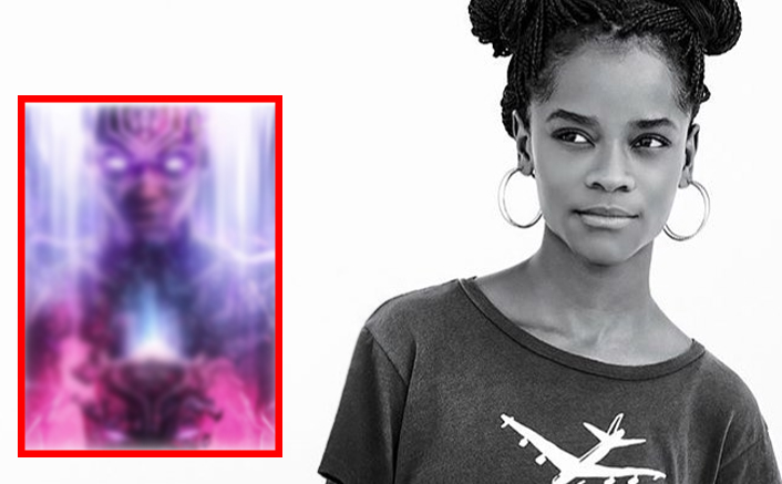 Letitia Wright AKA Shuri In Black Panther Costume Will Make You Say 'Hail, The Queen Of Wakanda'!