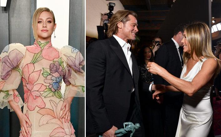 "Lili Reinhart SLAMS People Linking Brad Pitt & Jennifer Aniston: ""Can We Leave Them Alone?""(Pic credit: Getty Images)"