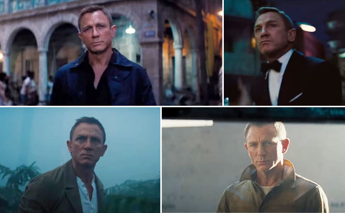 James Bond: No Time To Die: 5 Looks Of Daniel Craig From The Trailer Which Are Worth A Rewatch