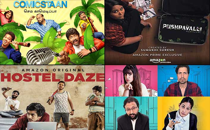 Loved Comicstaan Semma Comedy Pa? Here Are 5 Similar Rib-Tickling Shows To Stream