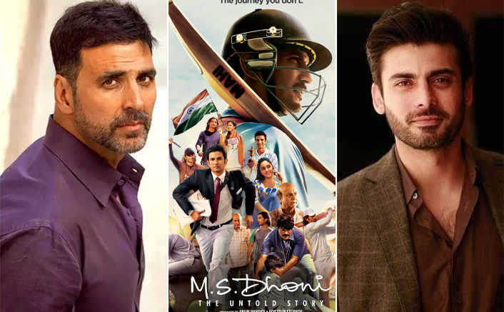 M.S. Dhoni: The Untold Story: Akshay Kumar As Mahi To Fawad Khan As Virat Kohli, Here's Some UNKNOWN Trivia!
