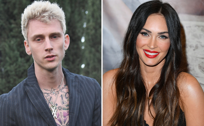 Machine Gun Kelly's Tickets to My Downfall Is Here, Megan Fox Joins The Singer In Celebration
