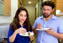 Madhuri Dixit shares family recipe of modak during Ganpati festivity