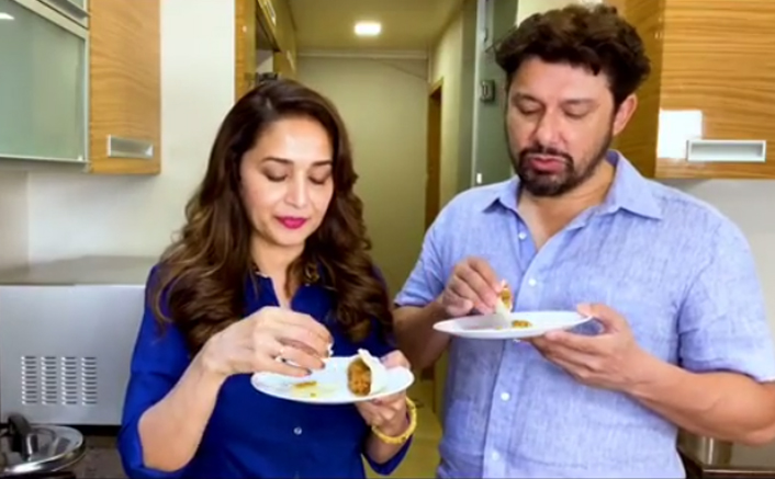 Madhuri Dixit Shares Family Recipe Of Modak & It's A MUST TRY During Ganpati Festivities