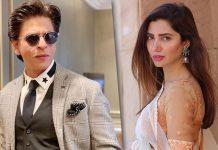 Mahira Khan Make Shah Rukh Khan Dance With Uma Thurman On Pulp Fiction's EPIC Dance Sequence