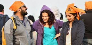 'Manmarziyaan' turns 2: Taapsee, Vicky share memories