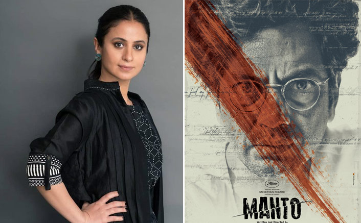 """Rasika Dugal On 2 Years Of Manto: """"Loved Playing Off Nawazuddin Siddiqui's Quiet But Attentive Energy"""""""