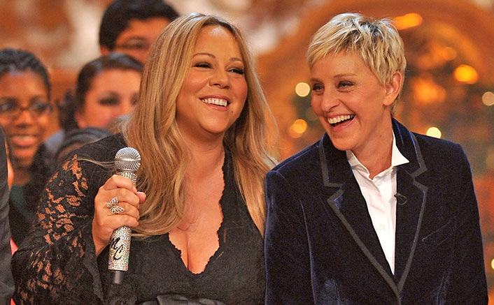 Mariah Carey Shares How Ellen DeGeneres Forced Her Pregnancy News When She Wasn't Ready!