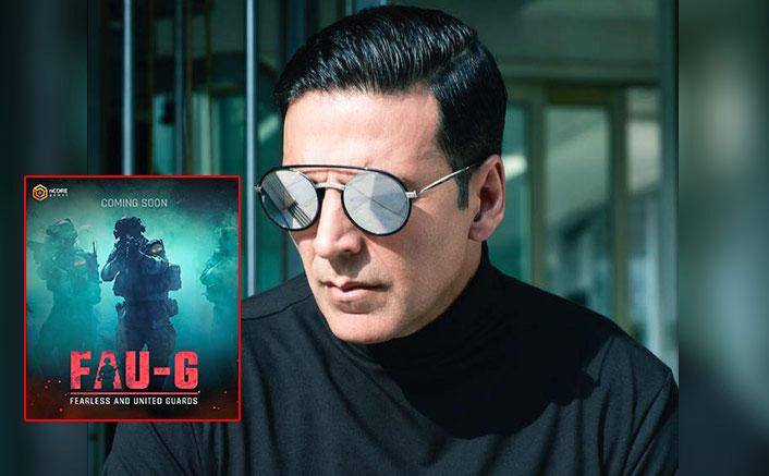 Akshay Kumar Presents An Action Game FAU-G; Is It An Answer To PUBG?