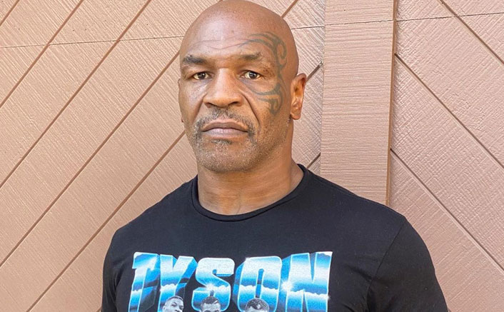 Shark Week: Mike Tyson On Diving 50 Ft. Underwater & Putting A Shark To Sleep!