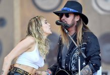Miley Cyrus Calls Her Father Billy Ray Cyrus 'The Worst Dad Ever'