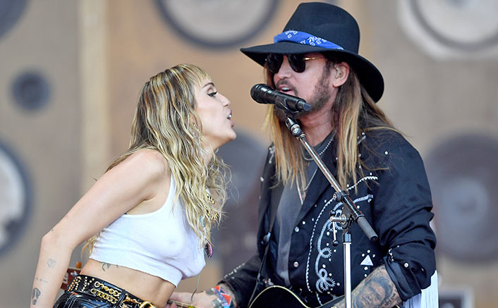 Miley Cyrus Calls Her Father Billy Ray Cyrus 'The Worst Dad Ever & It's HILARIOUS!