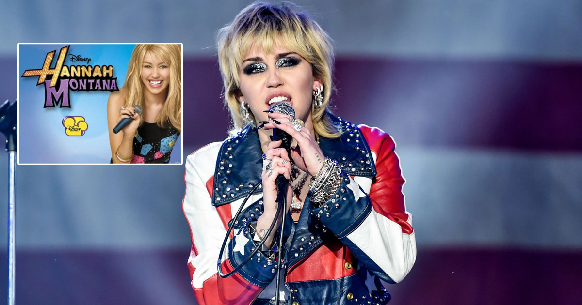 MILEY CYRUS CELEBRATES HANNAH MONTANA ANNIVERSARY WITH NOTE TO FORMER CHARACTER