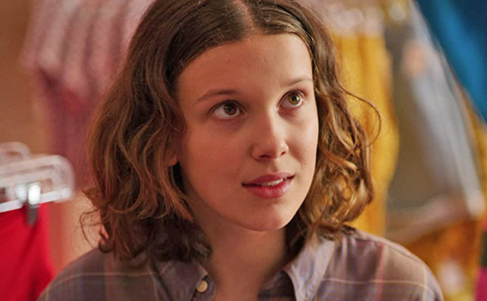 Millie Bobby Brown Confesses Stealing Clothes From The Set Of Stranger Things!