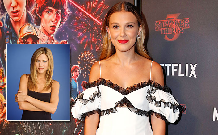 Millie Bobby Brown Dressed As FRIENDS' Rachel Green & She Looks So Pretty We Want To Cry!