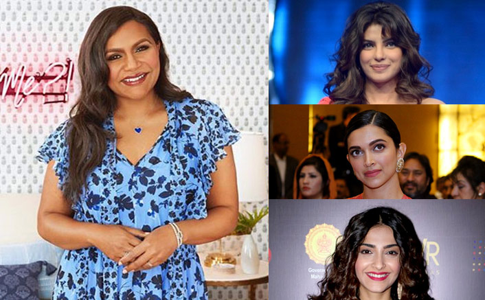 After Priyanka Chopra, Mindy Kaling Wants To Work With Deepika Padukone & Sonam Kapoor