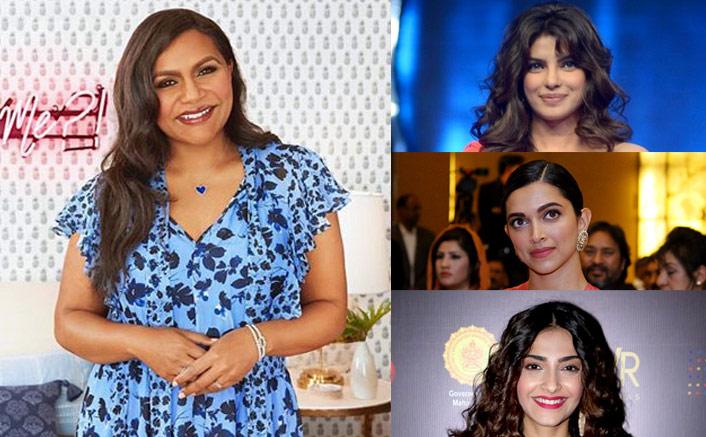 After Priyanka Chopra, Mindy Kaling Wants To Work With Deepika Padukone & Sonam Kapoor