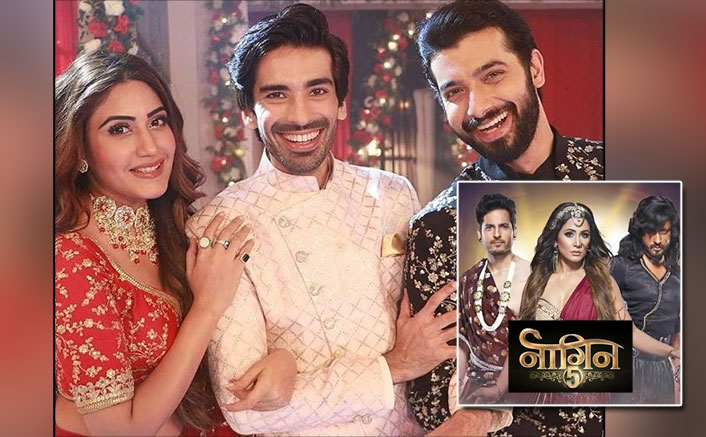 Naagin 5: Mohit Sehgal's Happy Pic With Surbhi Chandna & Sharad Malhotra Proves They Are A Dream Team!