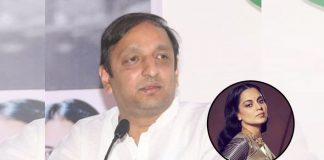 "Maha-Congress' Sachin Sawant On NCB: ""Why Is It So Kind To Kangana Ranaut?"""