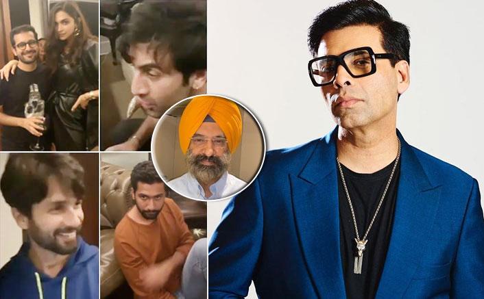 NCB To Probe Karan Johar's Viral Party Video After Manjinder Sirsa Files Complaint
