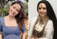 Neha Sharma: Working with Ila Arun a highlight of 'Aafat-e-Ishq' shoot