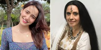 Neha Sharma: Working with Ila Arun a highlight of 'Aafat-e-Ishq' shoot